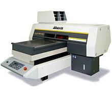 Mimaki发布UVLED喷墨打印机