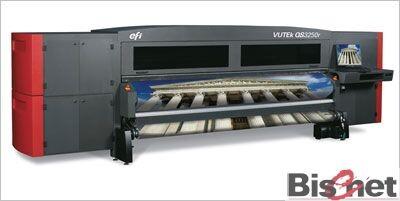 VUTEk QS3250r大幅面UV喷绘机